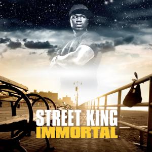 50 Cent %22Street King Immortal%22 Art