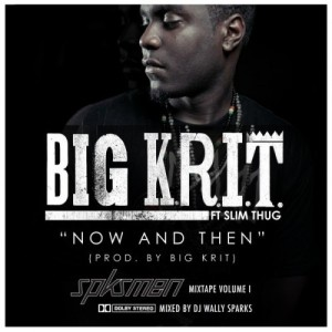 Big K.R.I.T. %22Now And Then%22 Art