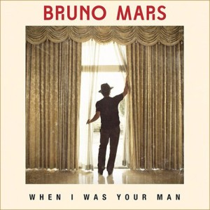 Bruno Mars %22When I Was Your Man%22 Art