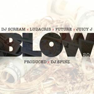 DJ Scream %22Blow%22 Art