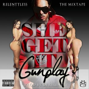 Gunplay %22She Get It%22 Art
