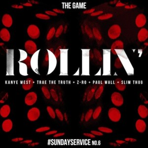 The Game %22Rollin%22 Art