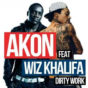 Akon %22Dirty Work%22 Art