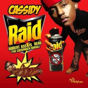 Cassidy %22R.A.I.D.%22 Art