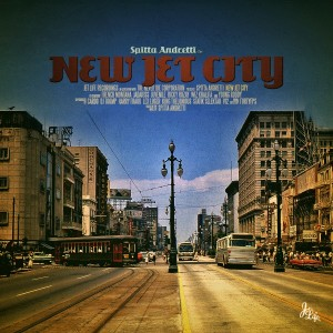 Curren$y %22New Jet City%22 Art