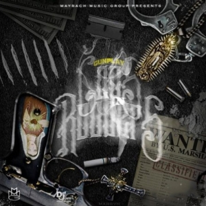 Gunplay %22Cops & Robbers%22 Art