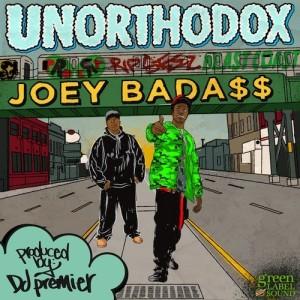 Joey Bada$$ %22Unorthodox%22 Art