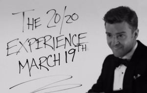 Justin Timberlake %2220:20 Exp.%22 Release Date Pic