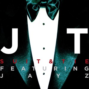 Justin Timberlake %22Suit & Tie%22 Art