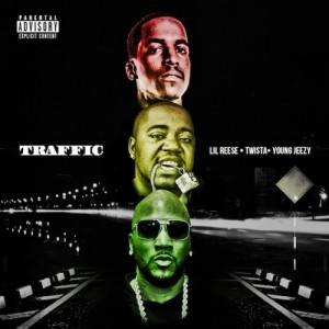 Lil Reese %22Traffic Remix%22 Art