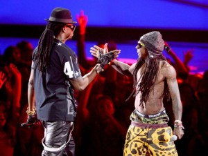 Lil Wayne & 2 Chainz Pic