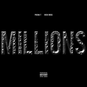 Pusha T %22Millions%22 Art
