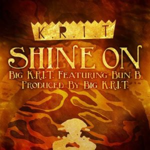 Big K.R.I.T. %22Shine On%22 Art
