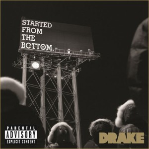 Drake %22Started From The Bottom EXTENDED%22 Art
