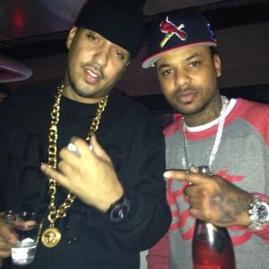 French Montana & Chinx Drugz Pic