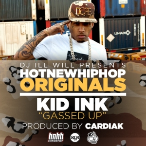Kid Ink %22Gassed Up%22 Art