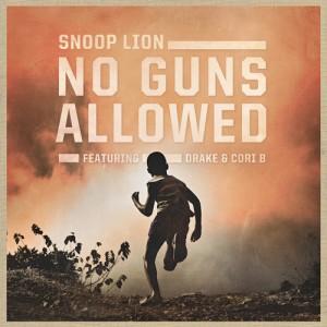 Snoop Dogg %22No Guns Allowed%22 Art