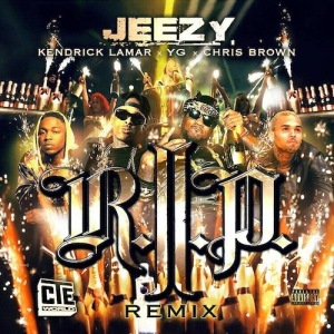 Young Jeezy %22R.I.P. REMIX%22 Art