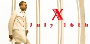 Chris Brown %22X%22 Art