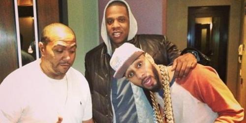 Jay-Z Swizz & Timbo Pic
