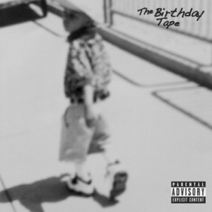 Rockie Fresh %22The Birthday Tape%22 Art