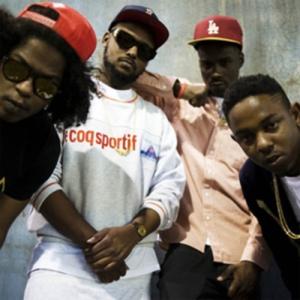 Black Hippy Crew Pic