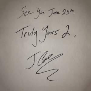 J Cole %22Truly Yours 2%22 Art
