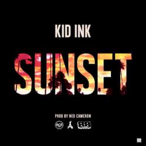 Kid Ink %22Sunset%22 Art
