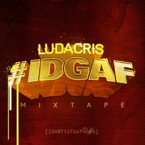 Ludacris %22#IDGAF%22 Art