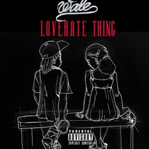 Wale %22Love Hate Thing%22 Art