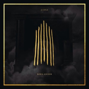J. Cole %22Born Sinner%22 Art