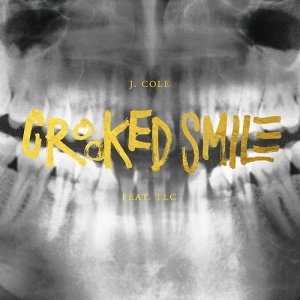 J. Cole %22Crooked Smile%22 Art