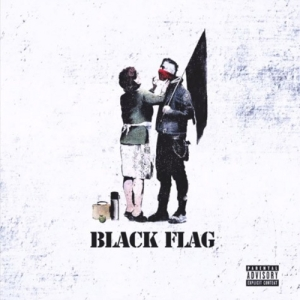 MGK %22Black Flag%22 Art