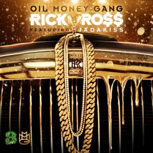 Rick Ross %22Oil Money Gang%22 Art