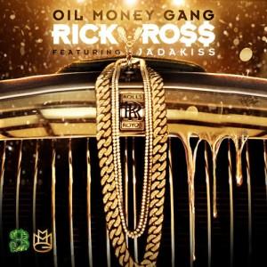 Rick Ross %22Oil Money Gang%22 Art