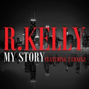 R. Kelly %22My Story%22 Art