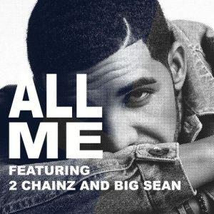Drake %22All Me%22 Art