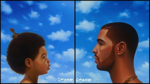 Drake %22Nothing Was The Same%22 Cover Art