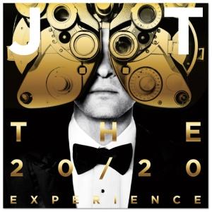 Justin Timberlake %2220:20 Experience Part 2%22 Art