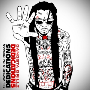 Lil Wayne %22Dedication 5%22 Art