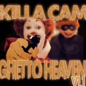 Camron %22Ghetto Heaven Vol 1%22 Art