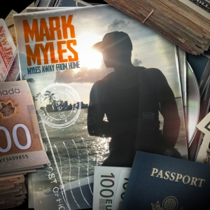 Mark Myles %22Myles Away From Home%22 Art