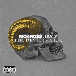 Rick Ross %22The Devil Is A Lie%22 Artwork