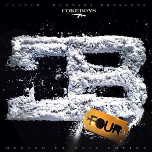 French Montana %22Coke Boys 4%22 Art